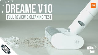 Xiaomi Dreame V10: Full Review & Cleaning Tests! screenshot 2