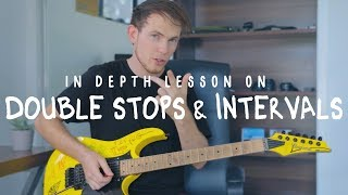 Baixar Using Double Stops & Intervals In Your Lead/Solo Playing (Lesson)