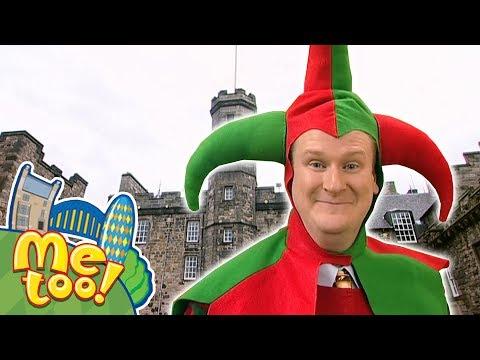 Me Too! - Castles | Full Episode | TV Show For Kids