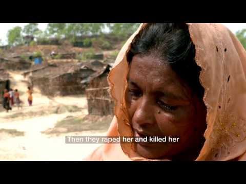 """Fear and Freedom in Myanmar"" BBC Our World"