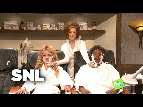Spa Talk with Tyla Yonders  SNL