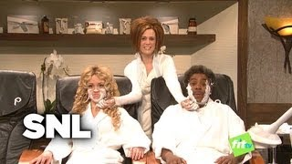 Spa Talk with Tyla Yonders - SNL
