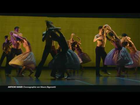 Staatstheater Nürnberg Ballett ::: Monade (UA)