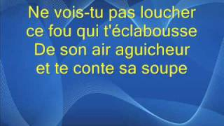 Zaz - Prends garde à ta langue Lyrics