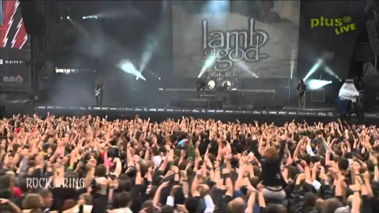 Lamb Of God - Laid To Rest (Live) - Rock Am Ring 2012 - YouTube for Lamb Of God Live At Download  83fiz