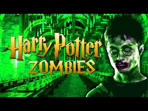 Harry Potter Custom Zombies (Call of Duty Black Ops 3 Zombies)