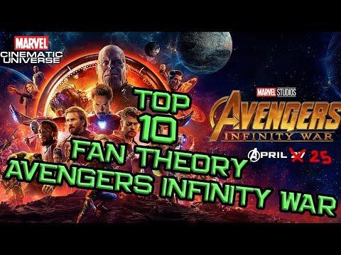 Top 10 Teori Fans Tentang Avengers Infinity War ! Terbukti Atau Tidak ? Marvel Indonesia