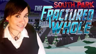 Live Gameplay - South Park Fractured But Whole (Part 2) - Virtual Valerie
