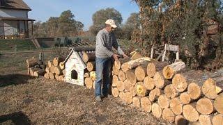 «Строить и жить». Какие дрова заготовить для бани (2.11.2015)(, 2015-11-03T08:25:14.000Z)