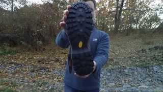 Видеообзор - Ботинки осенне-зимние водонепроницаемые кожаные мужские Grisport (Red Rock) 12823V13