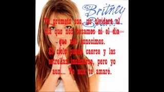Britney Spears Feat. Don Philip - I Will Still Love You (Subtitulada en Español)