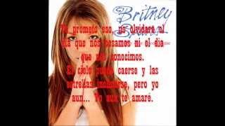 Britney Spears Feat. Don Philip - I Will Still Love You (Subtitulada en Español)