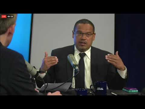 DNC Deputy Chair Ellison GOP Is Using Bible Study To Influence Voters In Prison
