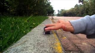 fingerboard outdoor spot bogota