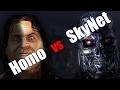 Когда будет Судный День Человечества:  SkyNet VS Homo.