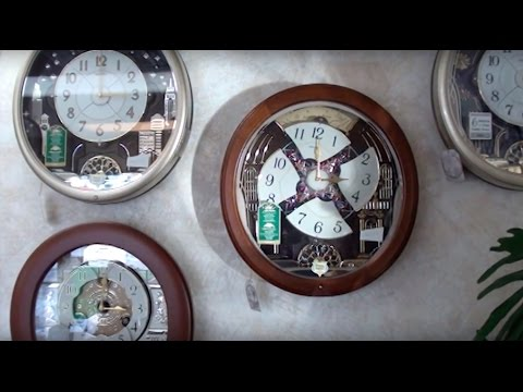 Seiko Clocks - Melodies In Motion
