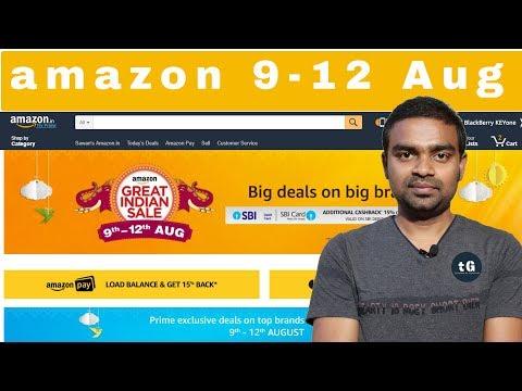 Amazon Great India Sale, Internet in Train, Kult india Mobile,Airtel & Telinor Merger,Tech Prime #16