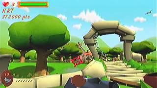 Chicken Blaster (Wii) - No Death Clear (チキンブラスター ノーコンティニュークリア)