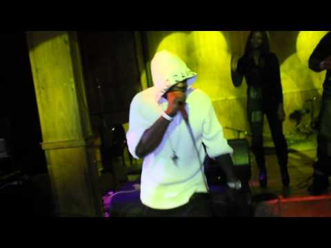 The Block Majorz Perform together for the first time on Sunset Blvd