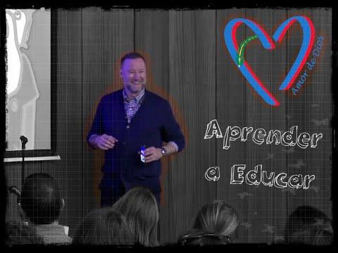 aprender-a-educar:-conferencia-magistral-de-pedro-garcía-aguado-en-los-centros-amor-de-dios