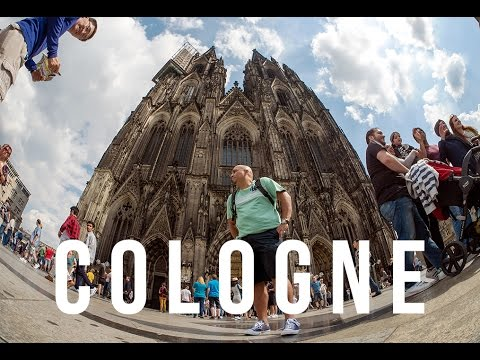 4 Hours in Cologne, Germany 🇩🇪 [4K]