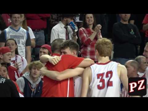 Shawnee Heights wins Class 5A state basketball championship