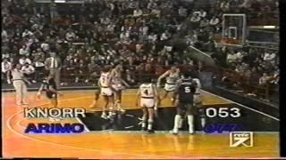 1989 Knorr Virtus Bologna vs Arimo Fortitudo Bologna r.s. (2nd half)