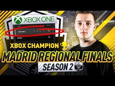 MADRID REGIONAL XBOX CHAMPION!!! - EVENT RECAP