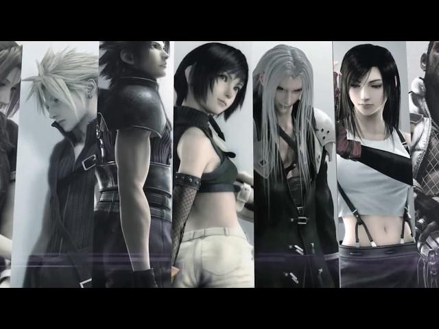 Final Fantasy VII Ultimania - Artbook officiel