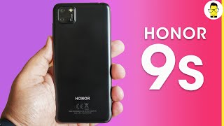 Honor 9S unboxing and first impressions - tiny affordable phone