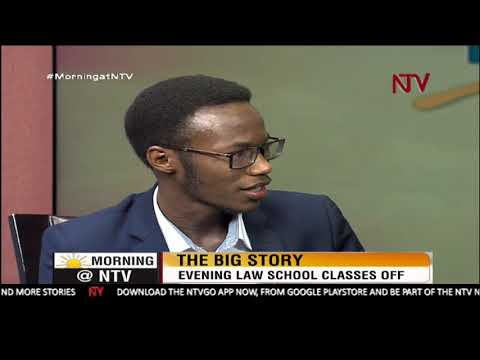THE BIG STORY: Makerere University Law school evening classes still off