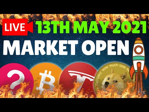 🔴LIVE - Day Trading, The Stock Market Is Crashing??? Nasdaq, QQQ, SP500, Bitcoin, TSLA,