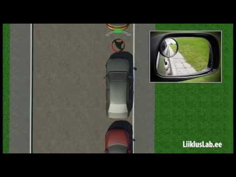 Как парковаться в карман