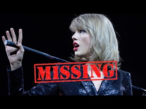 WHERE in the World is Taylor Swift?
