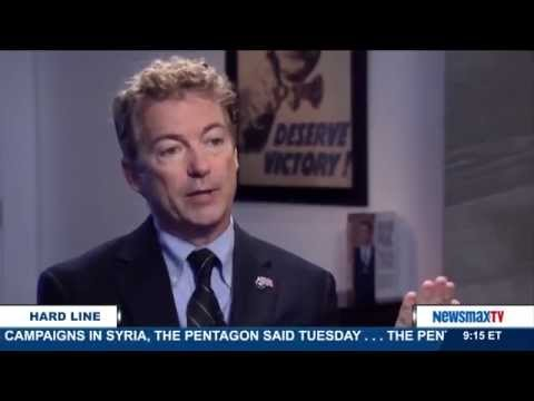 The Hard Line | Sen. Rand Paul on Syria, Hillary Clinton and Benghazi