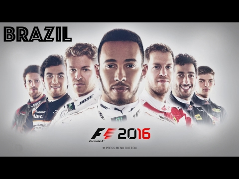 F1 2016 Whirlpool Racing League Season 7 - Race 20 Brazil