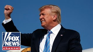 President Trump's approval ratings rising with Republicans