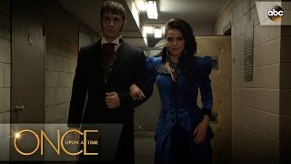 The Evil Queen Releases Hyde - Once Upon a Time
