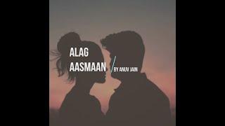 Gambar cover [LYRICS] ALAG AASMAAN - Anuv Jain | Be Aw Some