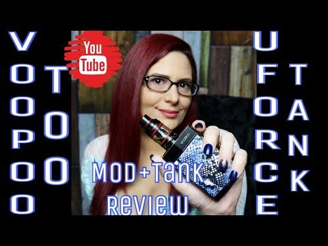 VooPoo Too + UForce Sub Ohm Tank Kit Review