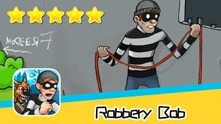 Robbery Bob™ High Rise 5 Walkthrough Stylish Suit Recommend index five stars