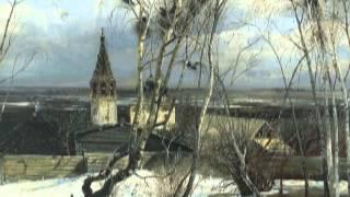 Казки картинної галереї - Олексій Саврасов (46 серія) (Уроки з тітонькою Совою)
