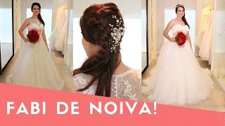 Baixar Vestido de noiva com Fabi Santina - #vestidoideal