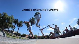 Jarrod Rampling | update
