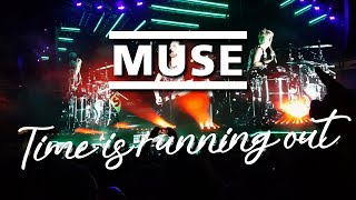 Muse Time is running out Live Stadio Olimpico Roma 20 07 19