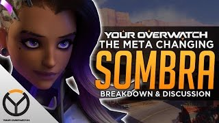 Overwatch: How Sombra Will Affect The Meta