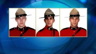 Funeral for RCMP officers killed in Moncton