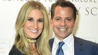 Anthony Scaramucci's Wife Files For Divorce Over His 'Naked Ambition': Report