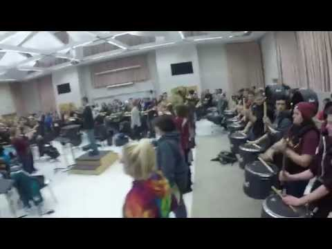 CMU 2014 Marching Chips - Time Warp Finale