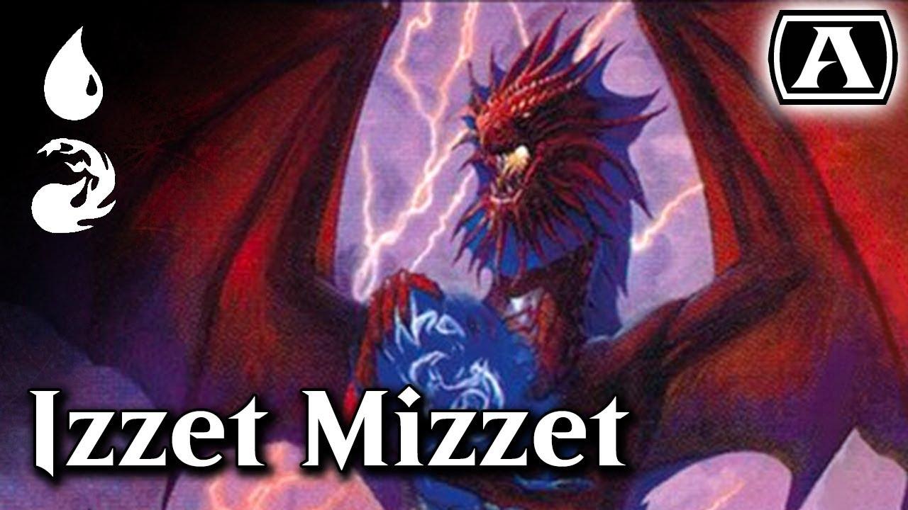 MTG Arena - Izzet Mizzet